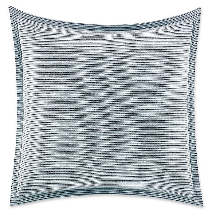 Alternate image 1 for Tommy Bahama® Raw Coast European Pillow Sham in Blue