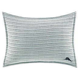 Tommy Bahama® Raw Coast Oblong Throw Pillow in Blue
