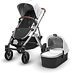 UPPAbaby® VISTA 2017 Stroller with Leather Handles in Loic