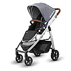 UPPAbaby® CRUZ 2018 Stroller with Leather Handles in Gregory