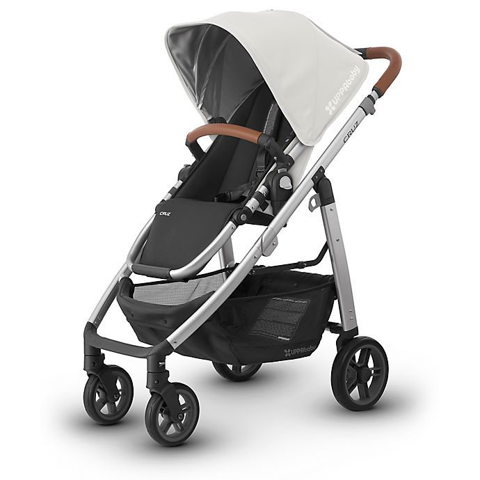 Alternate image 1 for UPPAbaby® CRUZ 2018 Stroller with Leather Handles in Loic
