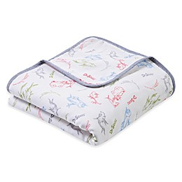 Dr. Seuss By Trend Lab New Fish Swaddle Blanket