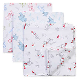 Dr. Seuss By Trend Lab 3-Piece Swaddle Blanket Set