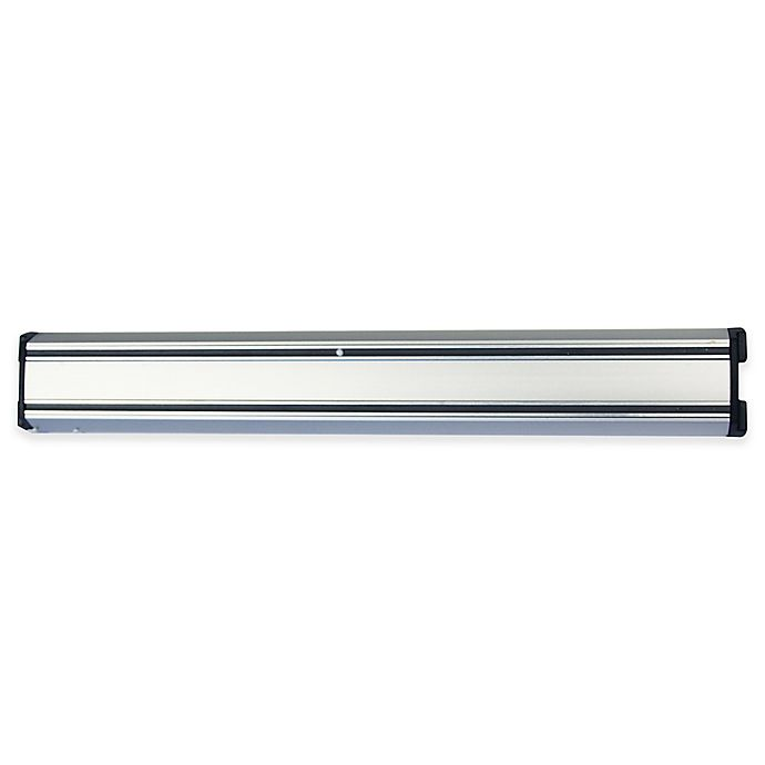 Alternate image 1 for Zwilling J.A. Henckels 11.5-Inch Magnetic Knife Bar in Silver
