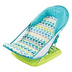 Summer Infant Deluxe Baby Bather in Teal Stripe