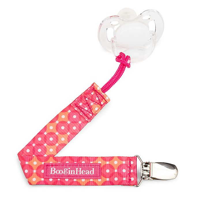 Alternate image 1 for BooginHead Dottie PaciGrip Pacifier Strap