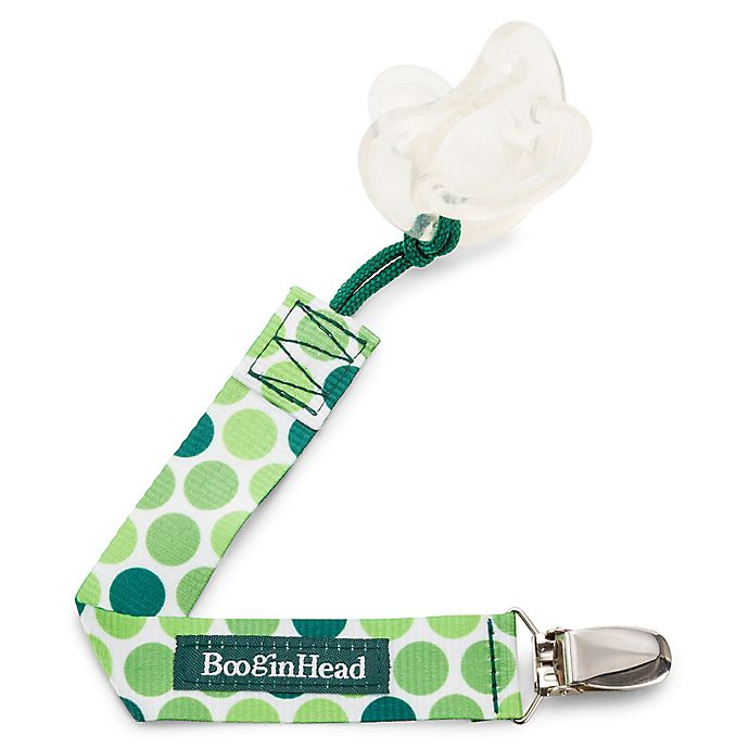 Alternate image 1 for BooginHead Hopper PaciGrip Pacifier Strap