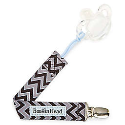BooginHead Seattle Chevron PaciGrip Pacifier Strap