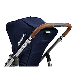 UPPAbaby® CRUZ Leather Handlebar Cover in Saddle