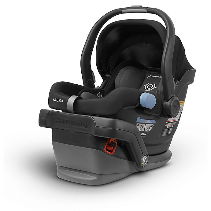 Alternate image 1 for UPPAbaby® MESA Infant Car Seat in Jake (Black)