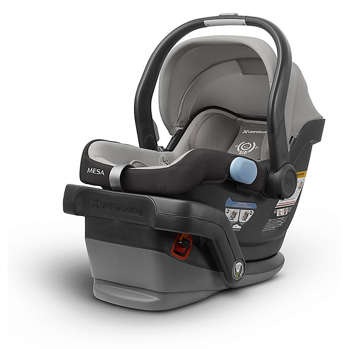 Alternate image 1 for UPPAbaby® MESA Infant Car Seat in Pascal (Grey)