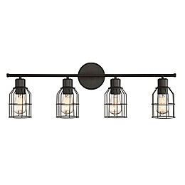 Filament Design Lassie Wall Mount Bath Light Fixture