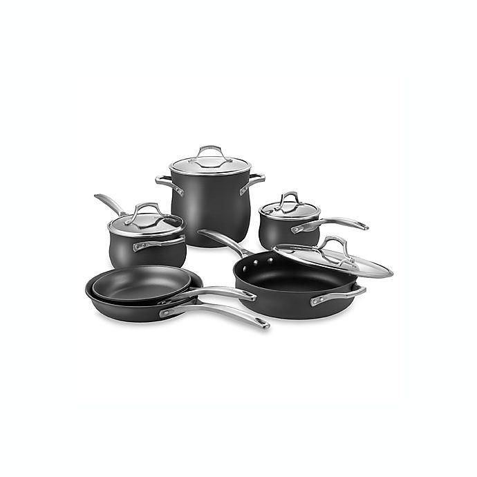 Alternate image 1 for Calphalon® Unison™ Nonstick 10-Piece Set Cookware