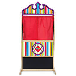 Melissa and Doug® Deluxe Puppet Theater