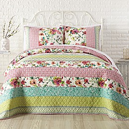 Jessica Simpson Boho Garden Quilt