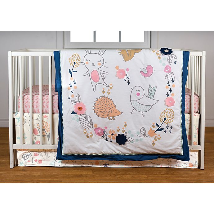 Alternate image 1 for Lolli Living™ by Living Textiles Stella Crib Bedding Collection