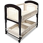 Arm's Reach® Cambria Wood Quilted Co-Sleeper® Without Skirt in Natural