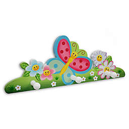 Teamson Fantasy Fields Magic Garden Wall Hooks
