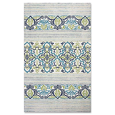 Donny Osmond Home Escape Serenity Indoor/Outdoor Rug
