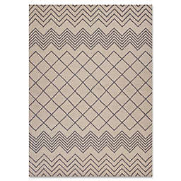 Gramercy Elements Rug in Ivory