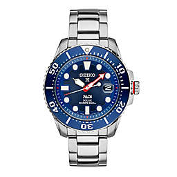 Seiko Prospex Men's 43.5mm PADI™ Special Edition Watch in Stainless Steel