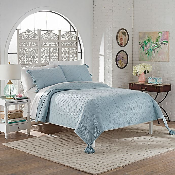 Alternate image 1 for Marble Hill Nadia 3-Piece Quilt Set
