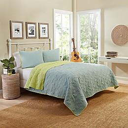 Vue® Zuma Beach Reversible Quilt Set
