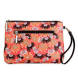 Kalencom® Diaper Clutch in Daisies