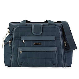 Kalencom® Nola Featherweight Quilted Diaper Bag Tote in Teal