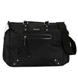 Kalencom® Paris Diaper Bag in Black