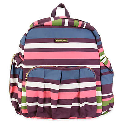 Kalencom® Chicago Backpack Diaper Bag in Stripes