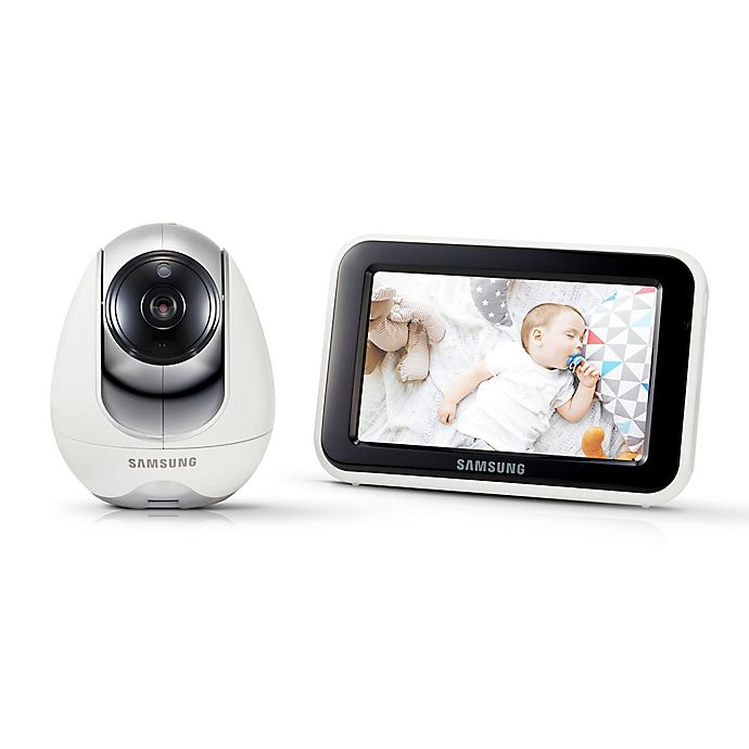 81d5fa153 Samsung BabyView Dual Mode Digital Video Baby Camera and Monitor ...