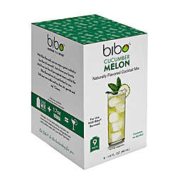 Bibo® 9-Pack Cucumber Melon Cocktail Pouch