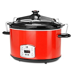 Kalorik 8 qt. Digital Slow Cooker