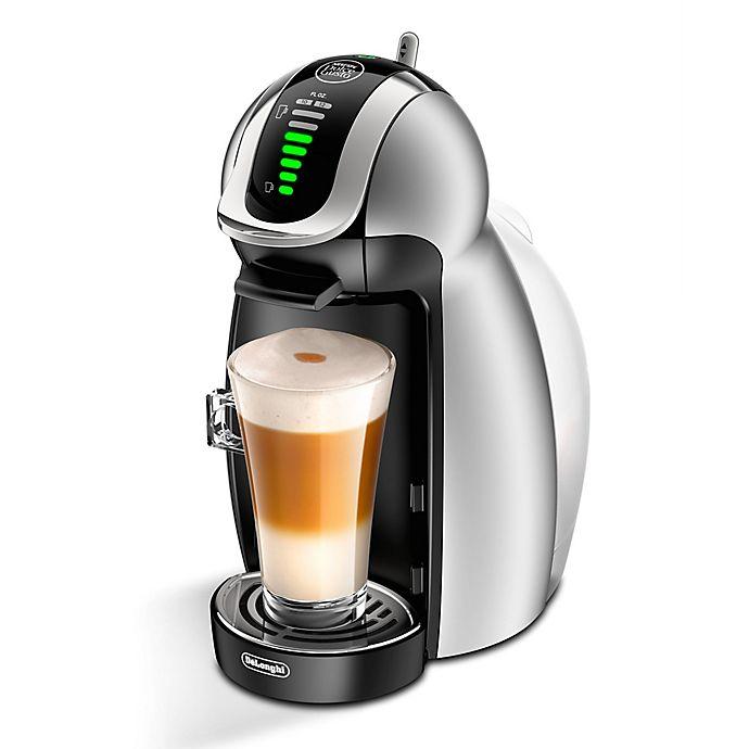Alternate image 1 for Nescafe® Dolce Gusto® Genio 2™ in Silver