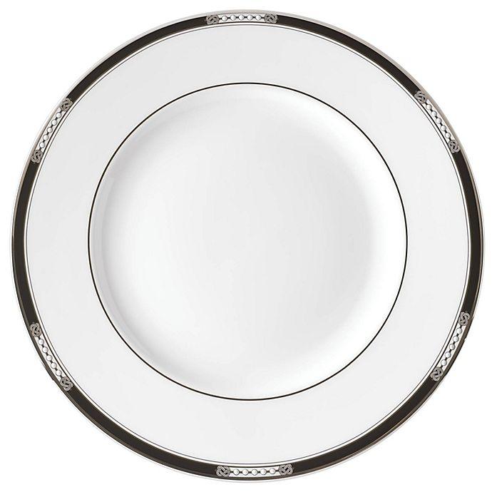 Alternate image 1 for Lenox® Hancock® Platinum WhiteDinner Plate