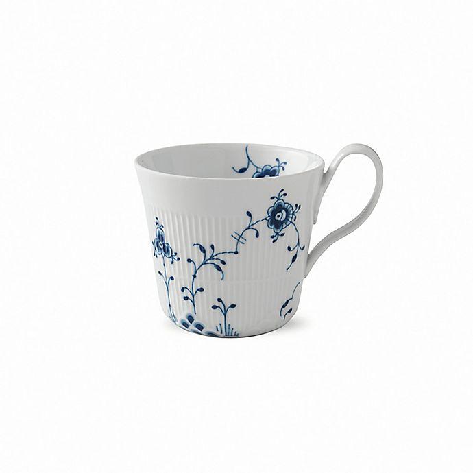 Alternate image 1 for Royal Copenhagen Elements High Handle Mug in Blue
