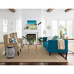 Coastal Charm Living Room