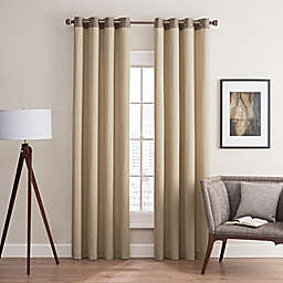 Costas Remix Grommet Top Window Curtain Panel