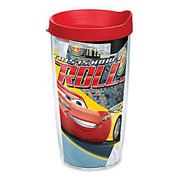 Tervis® Disney/Pixar Cars 3 Lightning McQueen How I Roll 16 oz. Tumbler with Lid