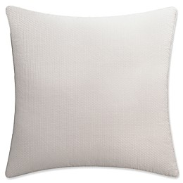 Coastal Life Nantucket European Pillow Sham in Taupe