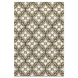 KAS Harbor Mosaic Indoor/Outdoor Rug