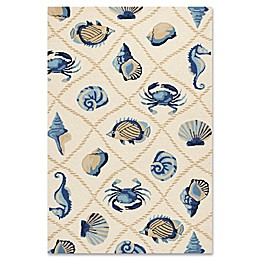 KAS Harbor Seaside Indoor/Outdoor Rug