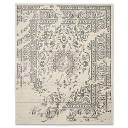 Safavieh Adirondack 10-Foot x 14-Foot Area Rug in Ivory/Silver