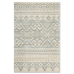 Safavieh Adirondack 8-Foot x 10-Foot Area Rug in Ivory/Slate