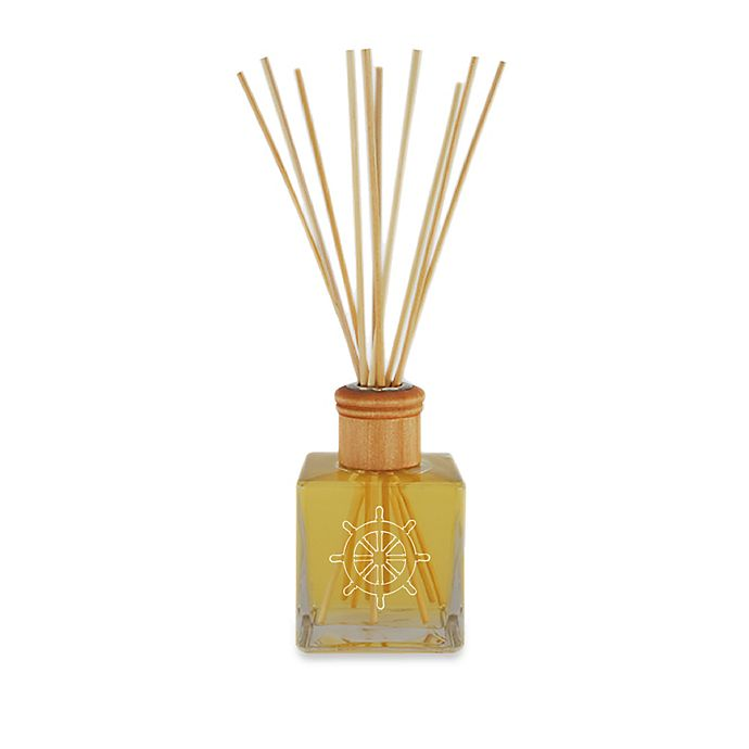 Alternate image 1 for Carved Solutions Ship's Wheel Reed Aromatherapy Diffuser With Oil