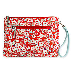 Kalencom® Diaper Clutch in Berry Blossom