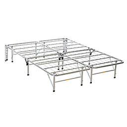 Serta® Stabl-Base Bed Frame in Silver