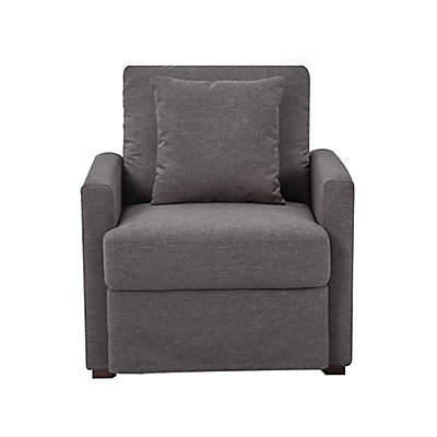Yannis Chair in Dark Grey