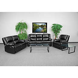 Flash Furniture Harmony Recliner, Love Seat and Sofa Collection